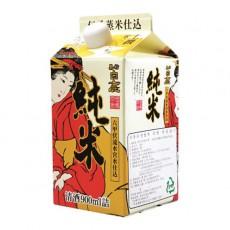 하쿠시카 준마이팩 (900ml,팩)